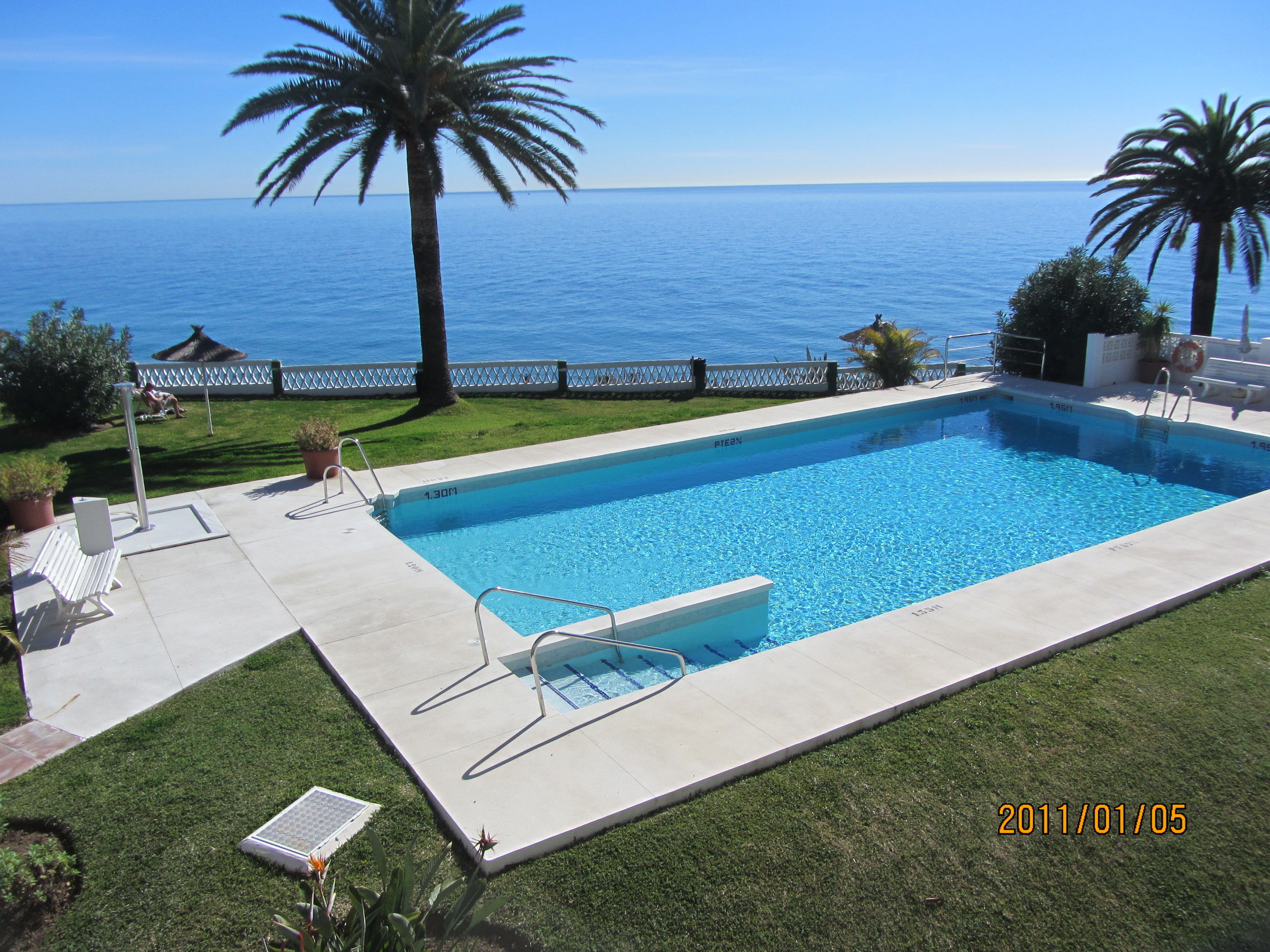 Acapulco Playa Apartment Nerja With Two Bedrooms In Nerja Town With  Stunning Views Overlooking Beach And Balcon De Europa ,Nerja Costa Del Sol